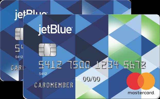 Tarjeta de crédito JetBlue