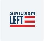 SiriusXM Left channel
