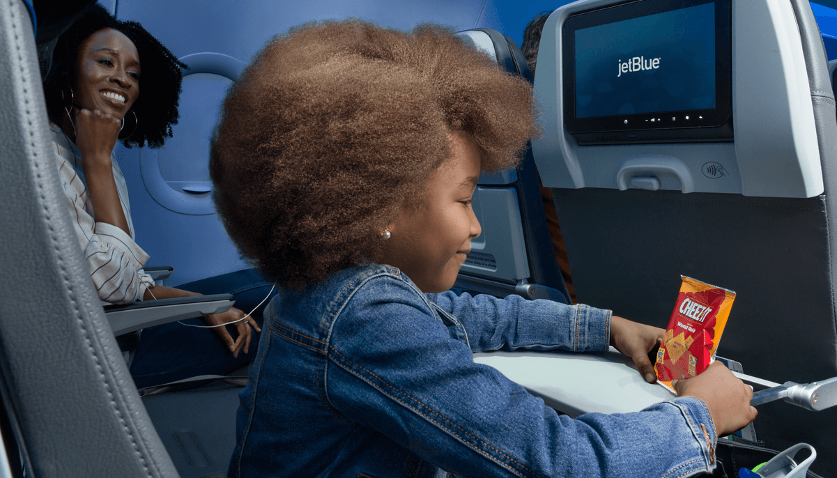 Traveling With Kids Jetblue
