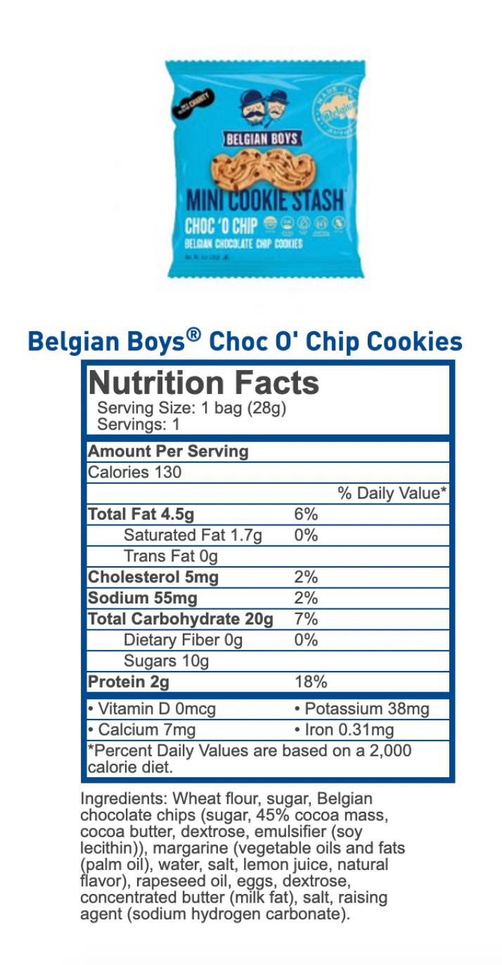 Nutritional Information | JetBlue