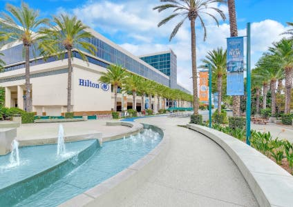 Hilton Anaheim exterior