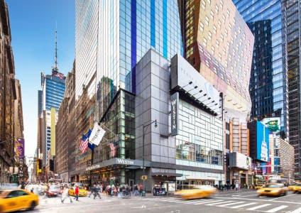 The Westin New York exterior